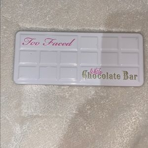 Limited edition too faced white chocolate pallet